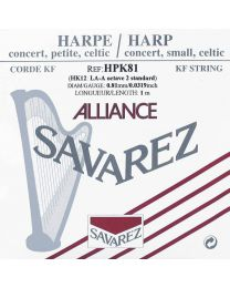 Savarez Alliance Harp String A - HPK-81