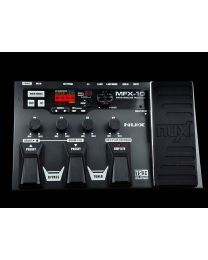 NUX Guitar Multi Effect & Amp Modeling Processor with Drum Machine & Phrase Looper MFX-10