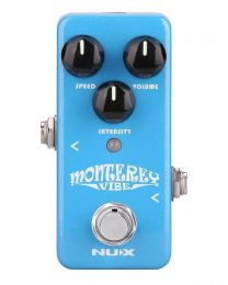 NUX Mini Core Series Rotary Pedal MONTEREY VIBE NCH-1