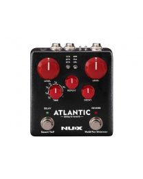 NUX Verdugo Series Digital Delay+Reverb with Effect Loop ATLANTIC NDR-5
