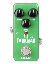 NUX Mini Core Series Overdrive Pedal TUBE MAN MKII OVERDRIVE NOD-2