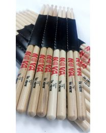 Vic Firth Nova Hickory Drumsticks - 1 Brick
