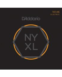 D'Addario Electric Guitar Strings, Regular Light, 10-46 NYXL1046
