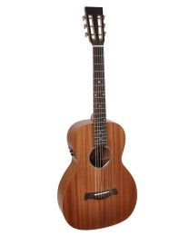 Richwood Master Series Handmade Parlor Guitar with Fishman Electronics
