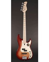 Sire Marcus Miller P7 2nd Gen Series Swamp Ash 4-String Bass Guitar Tobacco Sunburst P7+ S4/TS