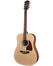 Richwood RD-16 Solid Top Acoustic Guitar - Natural Finish