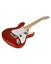 "Richwood Master Series Electric Guitar ""Santiago Standard"" REG-320-RRM Roman Red Metallic"
