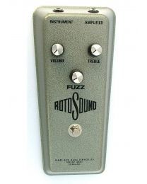 RFB1 1960s Reissue Vintage Fuzz Guitar Effects Pedal
