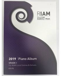 RIAM 2019 Piano Album Grade 1