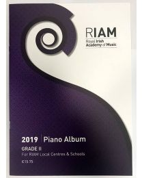 RIAM 2019 Piano Album Grade 2