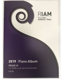 RIAM 2019 Piano Album Grade 3