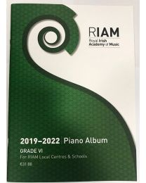 RIAM 2019-2022 Piano Album Grade 6