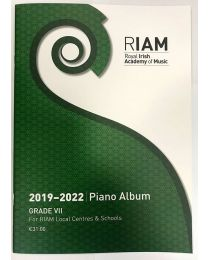 RIAM 2019-2022 Piano Album Grade 7
