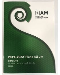 RIAM  2019-2022 Piano Album Grade 8