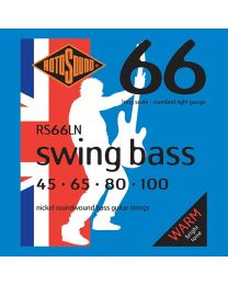 Rotosound 'Swing Bass 66' RS66LN Nickel 45-100