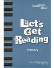RIAM LET'S GET READING - PRIMARY GRADE  Royal Irish Academy