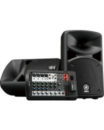 Yamaha All-In-One Portable PA System STAGEPAS-400BT