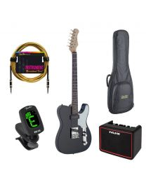 Stagg Starter Bundle Tele Black