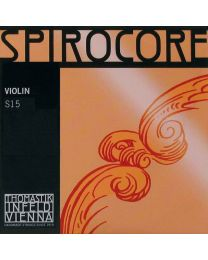 TH-S-15 | Thomastik Spirocore violin string set 4/4