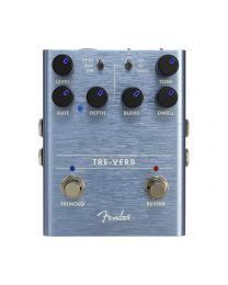 Fender Tre-Verb Digital Reverb & Tremolo Pedal 0234541000