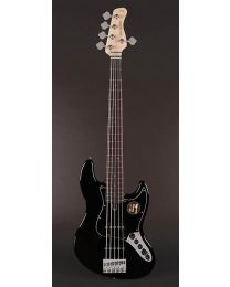 Sire Marcus Miller V3 2nd Gen Series 5-String Bass Guitar Black V3+ 5/BK