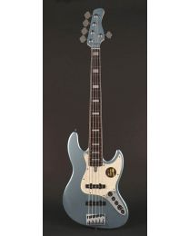 Sire Marcus Miller V7 2nd Gen Series Alder 5-String Bass Guitar Lake Placid Blue V7+ A5/LPB