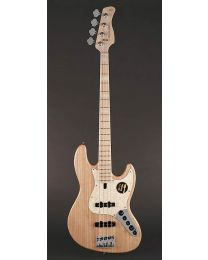 Sire Marcus Miller V7 2nd Gen Series Swamp Ash 4-String Bass Guitar Natural V7+ S4/NT