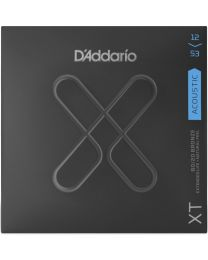 D'Addario Acoustic Guitar Strings, Regular Light, 12-53 XTABR1253