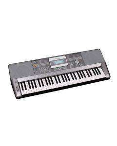 Medeli Portable Electronic Keyboard A100 61 Touch Sensitive Keys - Silver