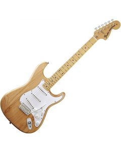 Fender Classic Series 70s Stratocaster PF, Electric Guitar, Natural 013-7002-321