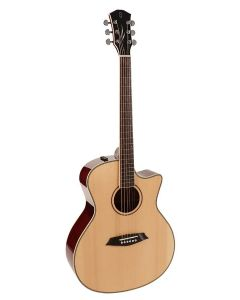 Sire R3 Series Acoustic Grand Auditorium Guitar with SIB Electronics and Cutaway R3GSNT