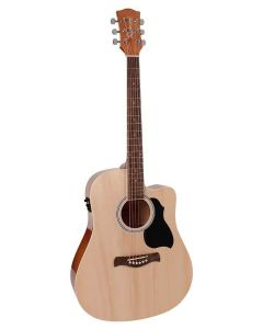 Richwood Artist Series Acoustic Guitar RD-12-CE Natural