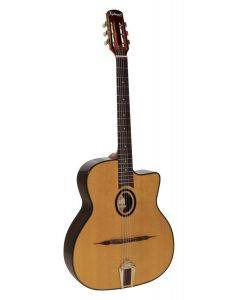 Richwood Hot Club Solid O Jazz Guitar RM-150-NT