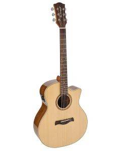"Richwood Master Series Handmade Acoustic Guitar ""Songwriter O"" SWG-130-CE"