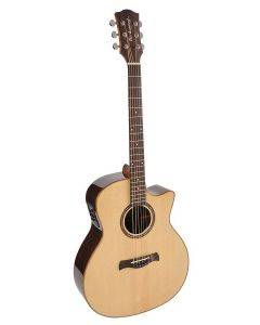 "Richwood Master Series Handmade Acoustic Guitar ""Songwriter R WIDE NECK"" SWG-150W-CE"