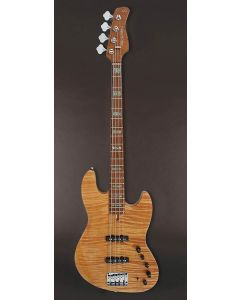 Sire Marcus Miller V10 Series Swamp Ash with Flamed Maple Top Natural V10+ S4/NT