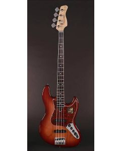 Sire Marcus Miller V3 2nd Gen Series 4-String Bass Guitar Tobacco Sunburst V3+ 4/TS