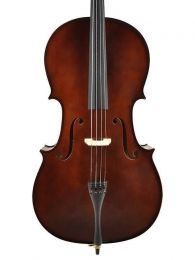 Leonardo Student Series Cello Outfit - Various Size available 4/4 - 1/4 LC-2000 with bag and bow
