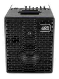 Acus One for Strings ONE-6T Acoustic amplifier 130 Watt, Three Channels, Black