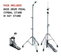 Hayman Complete Drum Hardware Pack