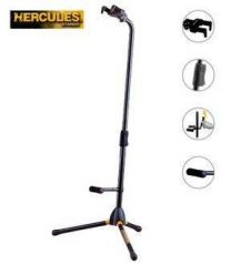 Hercules GS412B Single Guitar Stand - Auto Grab System