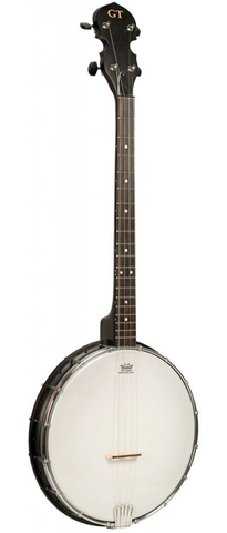 AC-4: Acoustic Composite 4-String Openback Tenor Banjo with Gig Bag